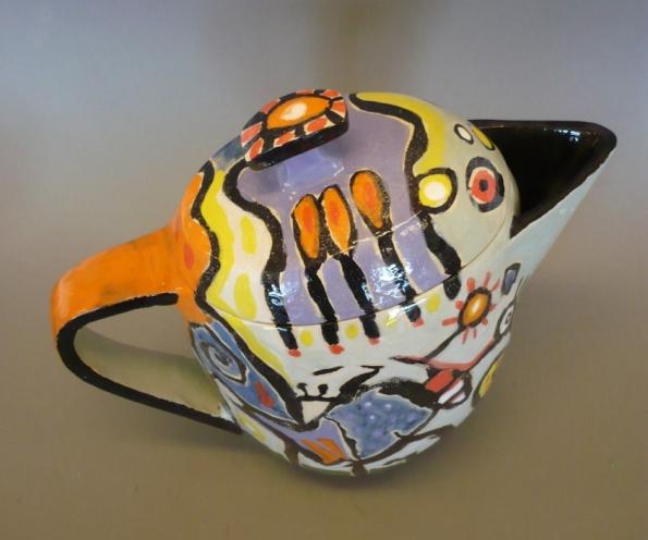 Koffiepotx bovenkant